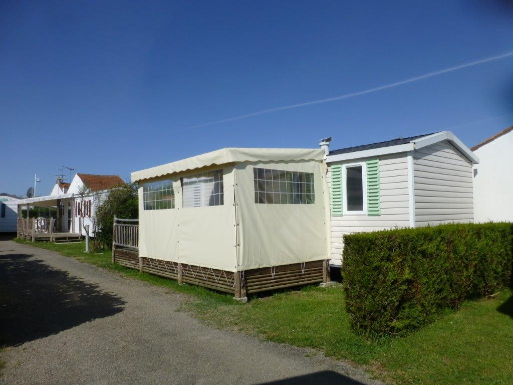 Mobil-home 25 / 26 m²