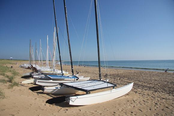 Camping la Faute sur Mer