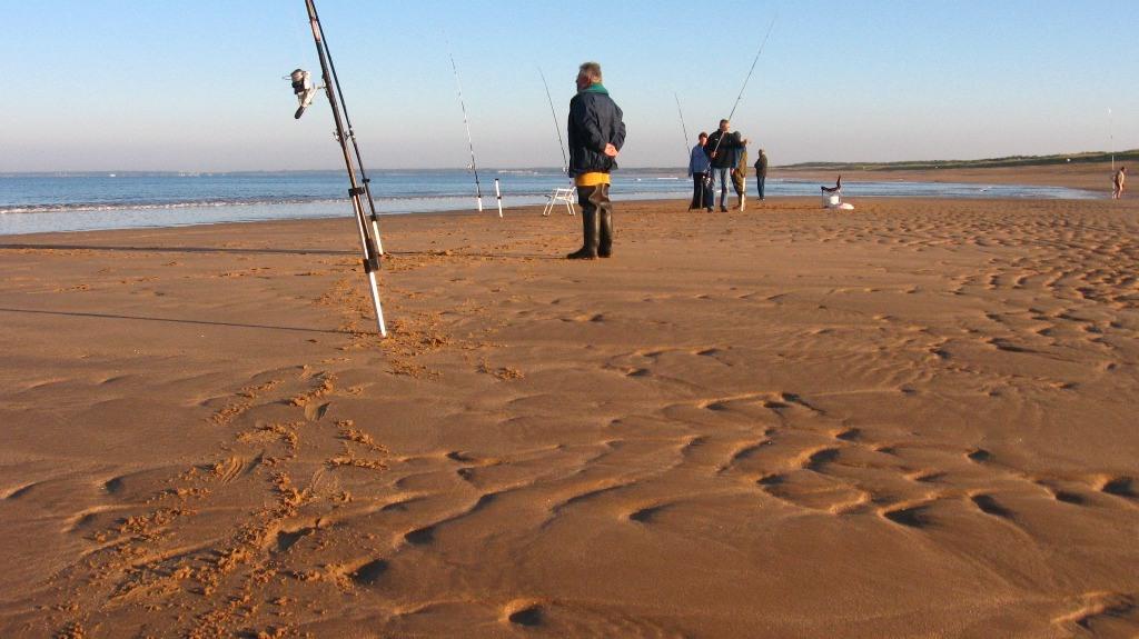 Egorevsk sur la pêche