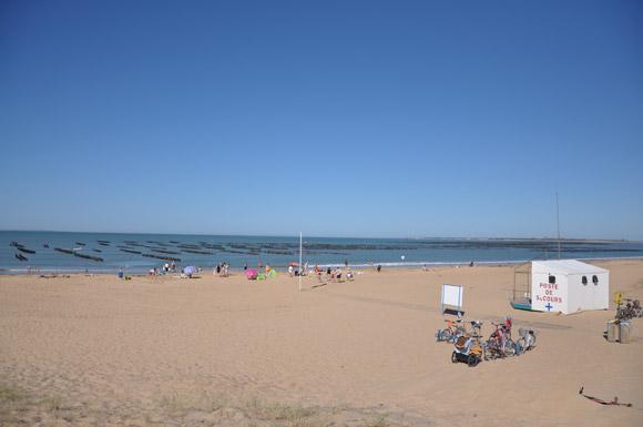 camping à deux pas de la plage en Vendée